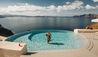 Mystique, a Luxury Collection Hotel, Santorini : Main Infinity Pool