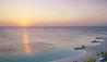 The Ritz-Carlton Maldives, Fari Islands :  Beach Sunset