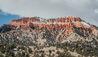 Stone Canyon Inn : Mountain View