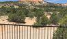 Stone Canyon Inn : TreeHouse Patio View