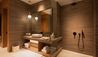 The Lodge at Blue Sky : Earth Suite bathroom