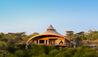 Mahali Mzuri : Tent Exterior