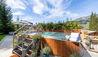 The Lodge, Verbier : Hot Tub