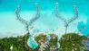 InterContinental Bora Bora Resort and Thalasso Spa : Aerial View