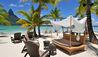 InterContinental Bora Bora Resort and Thalasso Spa : Beach Lounge Bar