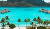 InterContinental Bora Bora Resort and Thalasso Spa : Resort Aerial View