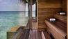 JOALI Maldives : Overwater Sauna