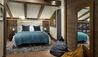 Six Senses Residences Courchevel : Master Bedroom