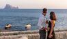 7Pines Resort Ibiza :  Pershing Yacht Terrace