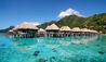 Sofitel Kia Ora Moorea Beach Resort : Overwater Bungalows
