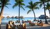Conrad Bora Bora  Nui : Beach Bar