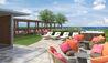 O2 Beach Club & Spa : The Deck