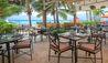 O2 Beach Club & Spa :  BlueFin Beachfront Grill