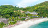 BodyHoliday : Aerial view of hotel