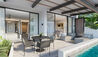 LUX Grand Baie Resort & Residences : Residence Terrace
