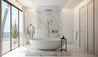 LUX Grand Baie Resort & Residences : LUX* Grand Villa Bathroom