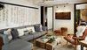 1 Hotel Central Park :  Greenhouse Suite Living Area
