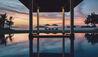 Four Seasons Resort Langkawi : Swimming Pool at Sunset