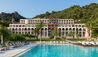 Domes of Corfu : Hotel Exterior and Swimming Pool
