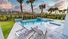 The Bear's Den Resort : Private pool