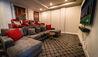 The Bear's Den Resort : Cinema Room