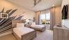 The Bear's Den Resort : Twin Bedroom