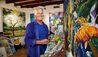 Belmond La Residencia : Local Artist