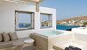 Kensho Ornos : Junior Suite with Outdoor Hot Tub