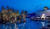 Kensho Ornos : Swimming Pool at night