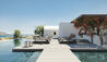 Kalesma Mykonos : Main Pool and Bar and Chapel