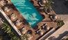 OKU Kos : Swimming Pool Aerial View