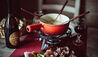 Le Val Thorens : La Fondue Restaurant