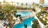 Puente Romano Marbella : Aerial View of the Swimming Pools