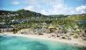 Rosewood Le Guanahani St Barths : Beach area