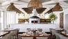 Isla Bella Beach Resort : Restaurant interior
