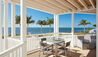 Isla Bella Beach Resort : Spacious terrace
