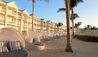 Isla Bella Beach Resort : Cabanas  on the beach