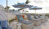 Isla Bella Beach Resort : Sun loungers at the pool