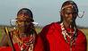 Mara Plains Camp : Local Maasai Tribe