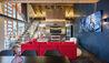 W Verbier : Suite Lounge Area.