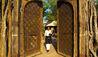 Zarafa Camp : Welcome Entrance