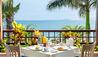 Isla de Lobos Restaurant - Breakfast Table