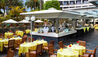 Seaside Palm Beach : Restaurant - Outside Dining