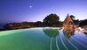 VILA VITA Parc Resort & Spa : Villa Praia Pool at night