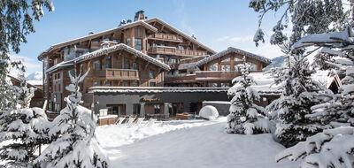 Hotel Barrière Les Neiges