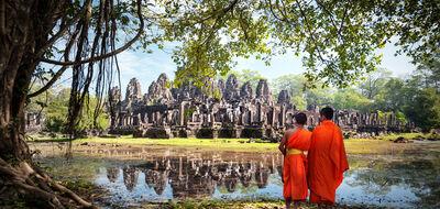 Vietnam, Cambodia and Laos