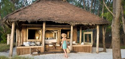 &Beyond Mnemba Island Lodge