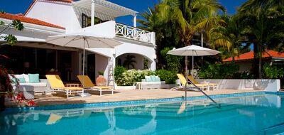 Sandy Cove Villa at Jumby Bay Island