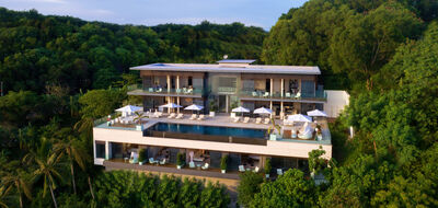 Cliff Top Residence