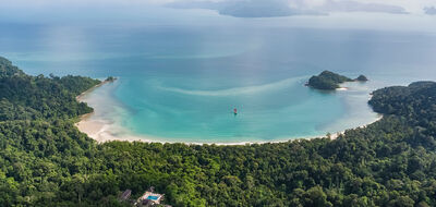 Borneo Race for the Rainforest Challenge with Langkawi